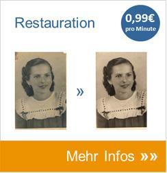 Fotos restaurieren in Hamburg